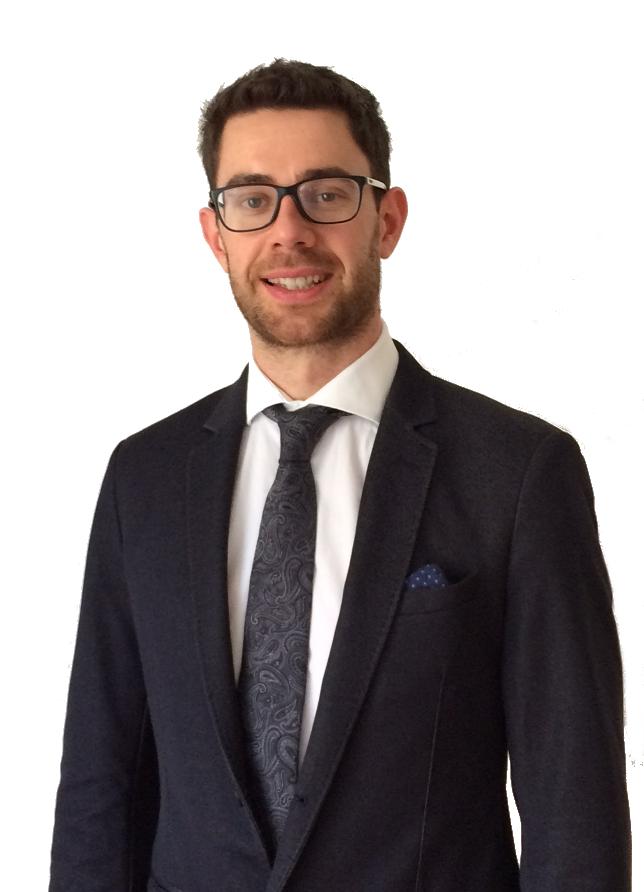 Matthias Zöhrer, CEO of EVOLVE