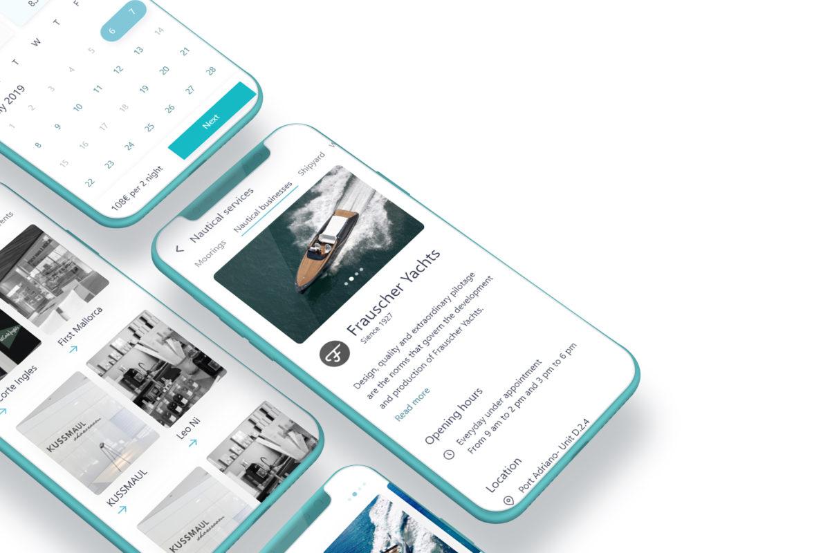 Seasy MM App Showcase